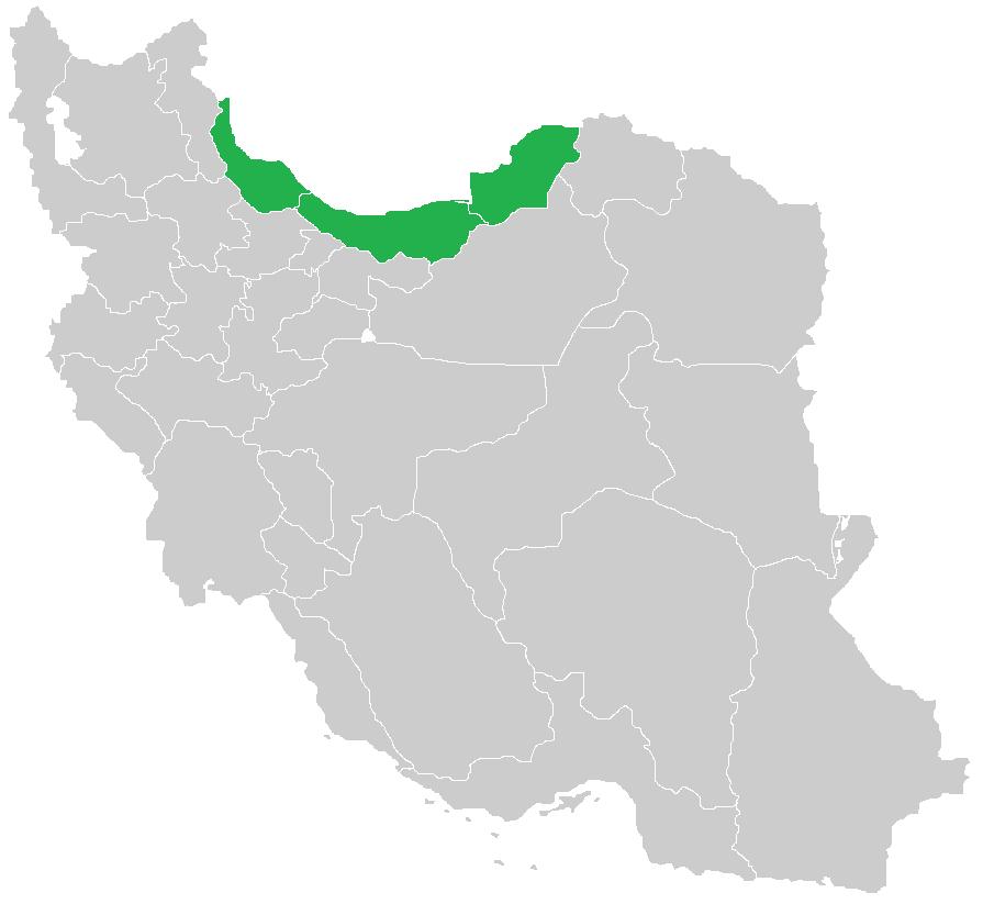 باربری از تهران به شمال